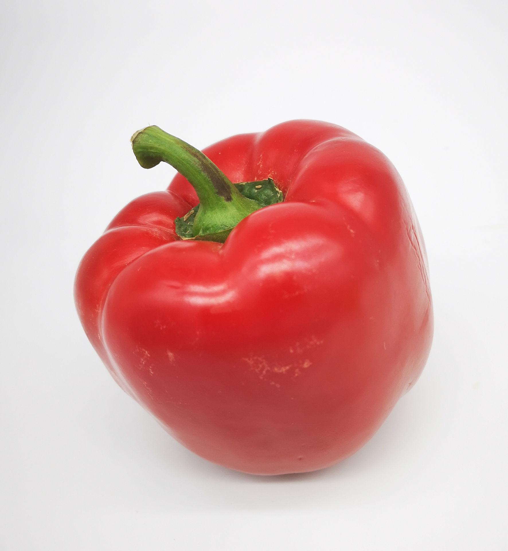 Desidero solo peperoni rossi